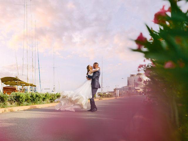 Il matrimonio di Vittorio e Chiara a Licata, Agrigento 33