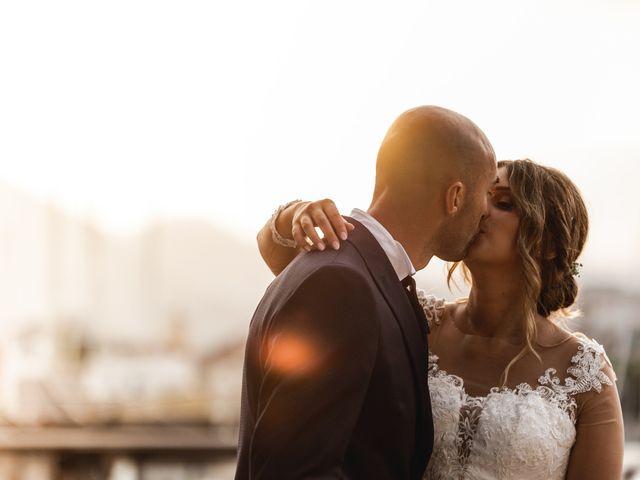 Le nozze di Noemi e Alessio