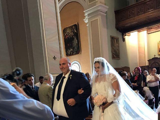 Il matrimonio di Gianluca  e Eva  a Gropello Cairoli, Pavia 22