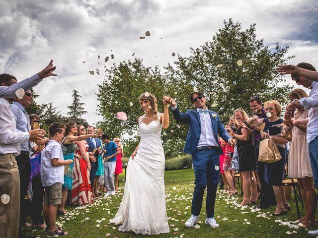 Il matrimonio di Fred e Micaela a Buttrio, Udine 1