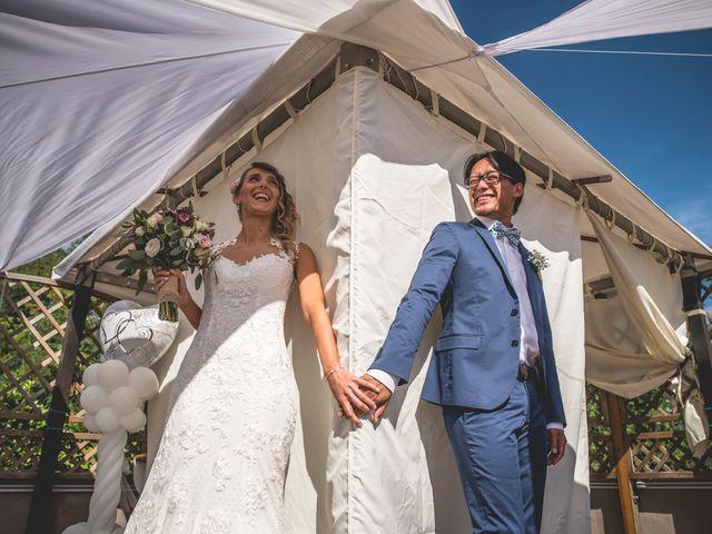 Il matrimonio di Fred e Micaela a Buttrio, Udine 27