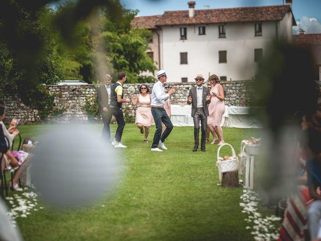 Il matrimonio di Fred e Micaela a Buttrio, Udine 52