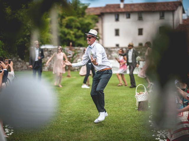 Il matrimonio di Fred e Micaela a Buttrio, Udine 53