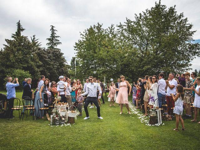 Il matrimonio di Fred e Micaela a Buttrio, Udine 55