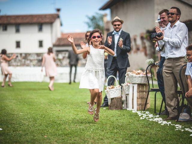 Il matrimonio di Fred e Micaela a Buttrio, Udine 56