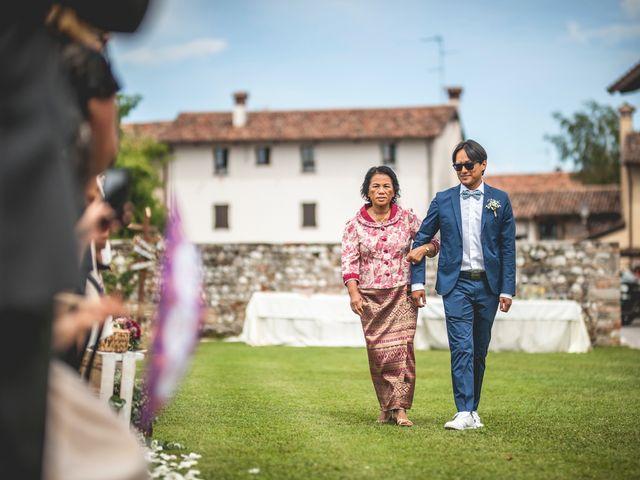 Il matrimonio di Fred e Micaela a Buttrio, Udine 58