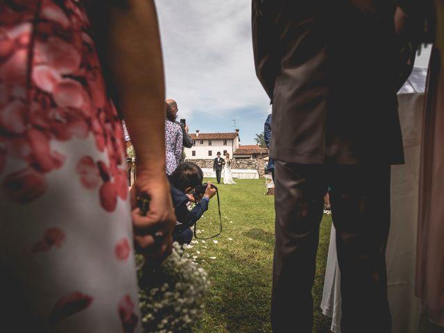 Il matrimonio di Fred e Micaela a Buttrio, Udine 60