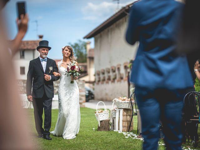 Il matrimonio di Fred e Micaela a Buttrio, Udine 61