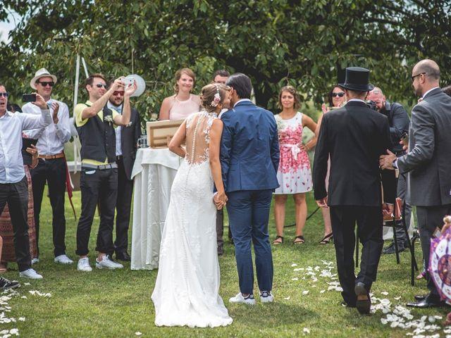 Il matrimonio di Fred e Micaela a Buttrio, Udine 62