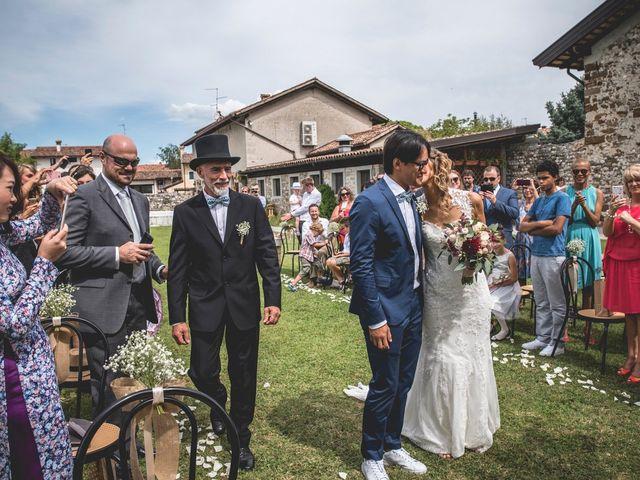 Il matrimonio di Fred e Micaela a Buttrio, Udine 63