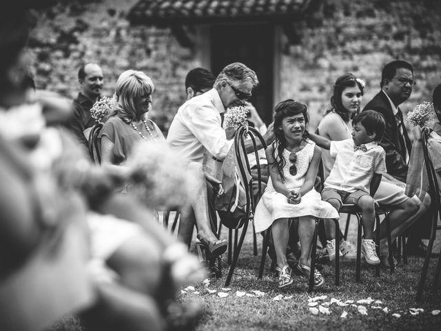 Il matrimonio di Fred e Micaela a Buttrio, Udine 68
