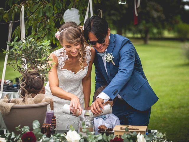 Il matrimonio di Fred e Micaela a Buttrio, Udine 71