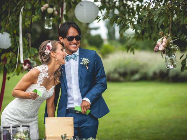 Il matrimonio di Fred e Micaela a Buttrio, Udine 73