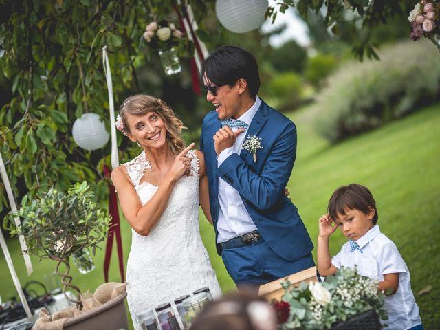 Il matrimonio di Fred e Micaela a Buttrio, Udine 75