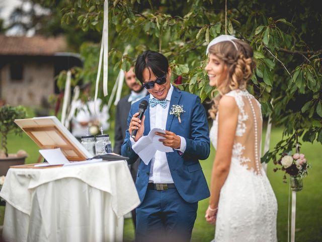 Il matrimonio di Fred e Micaela a Buttrio, Udine 76