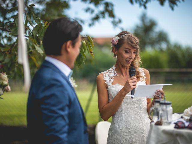 Il matrimonio di Fred e Micaela a Buttrio, Udine 77
