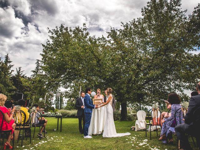 Il matrimonio di Fred e Micaela a Buttrio, Udine 80
