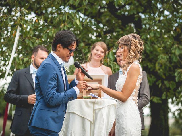Il matrimonio di Fred e Micaela a Buttrio, Udine 81