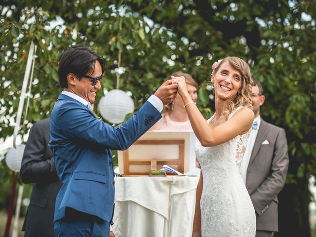 Il matrimonio di Fred e Micaela a Buttrio, Udine 82