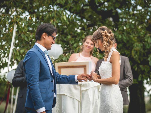 Il matrimonio di Fred e Micaela a Buttrio, Udine 83