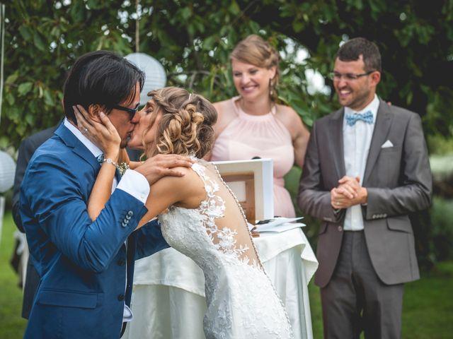 Il matrimonio di Fred e Micaela a Buttrio, Udine 84