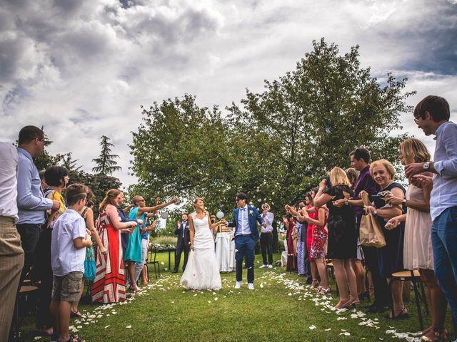 Il matrimonio di Fred e Micaela a Buttrio, Udine 85