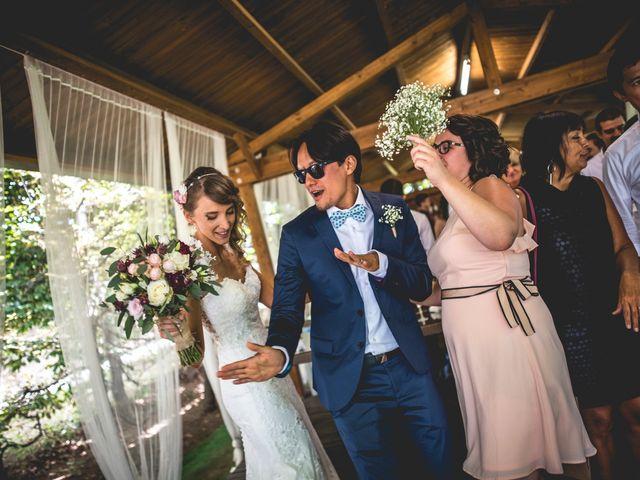 Il matrimonio di Fred e Micaela a Buttrio, Udine 86