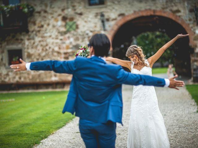 Il matrimonio di Fred e Micaela a Buttrio, Udine 88