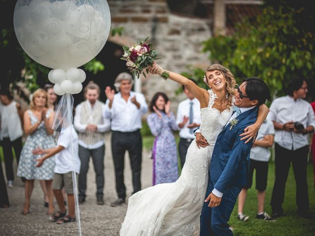 Il matrimonio di Fred e Micaela a Buttrio, Udine 89