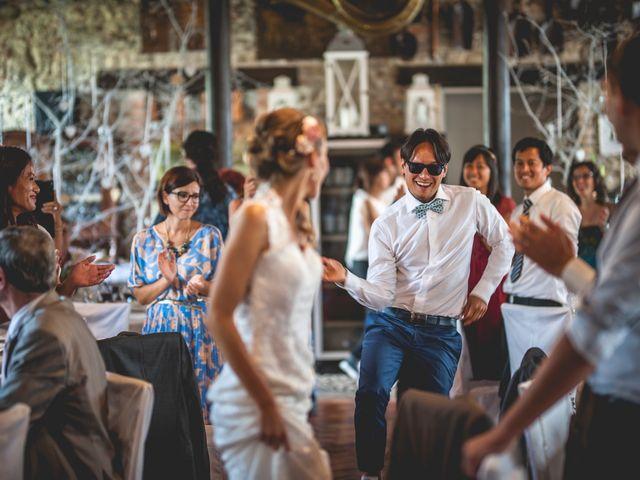 Il matrimonio di Fred e Micaela a Buttrio, Udine 97
