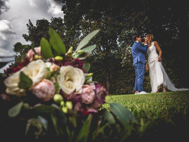 Il matrimonio di Fred e Micaela a Buttrio, Udine 109
