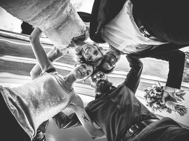 Il matrimonio di Fred e Micaela a Buttrio, Udine 112