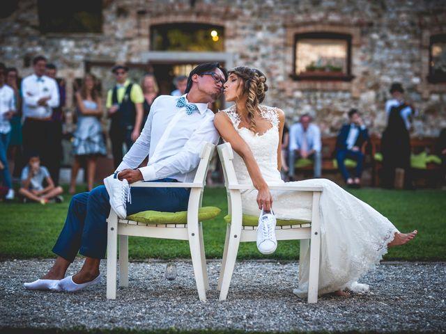Il matrimonio di Fred e Micaela a Buttrio, Udine 116