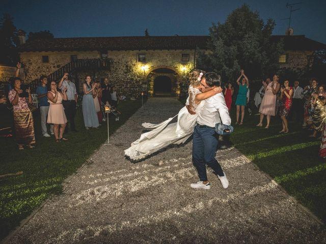 Il matrimonio di Fred e Micaela a Buttrio, Udine 118