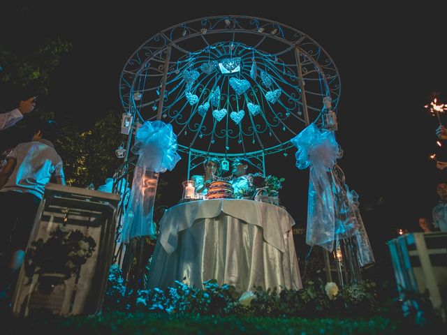 Il matrimonio di Fred e Micaela a Buttrio, Udine 122