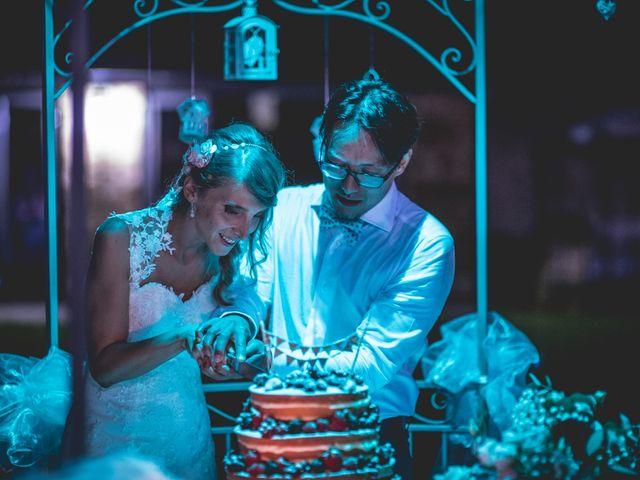 Il matrimonio di Fred e Micaela a Buttrio, Udine 123