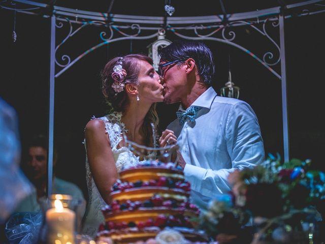 Il matrimonio di Fred e Micaela a Buttrio, Udine 124