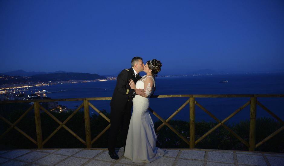 Il matrimonio di Gino e Arianna a Vietri sul Mare, Salerno