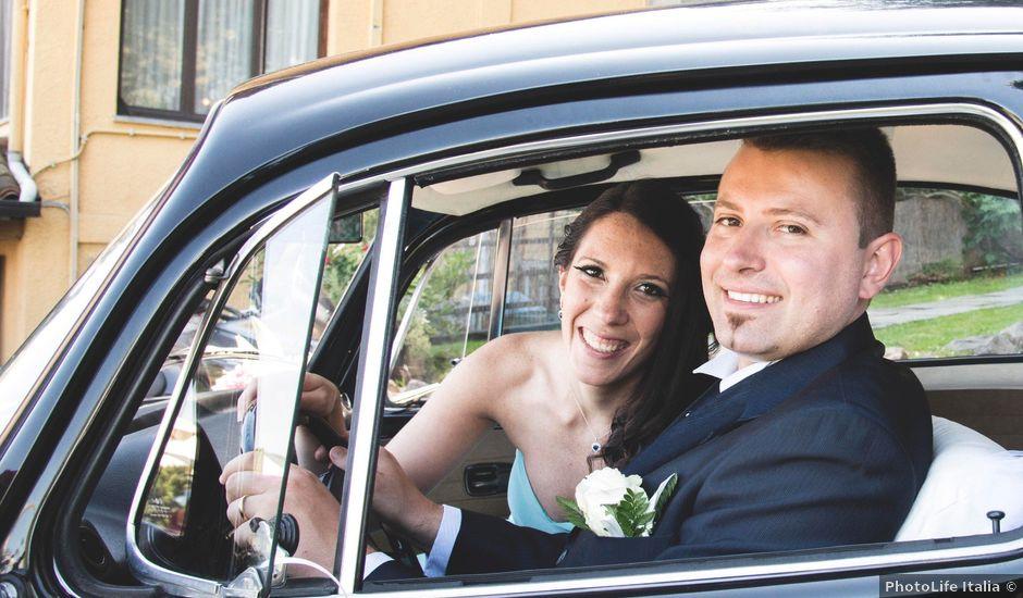 Il matrimonio di Ivan e Daniela a Fiorano Canavese, Torino