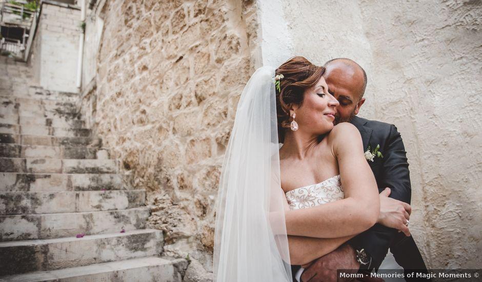 Il matrimonio di Graziano e Loredana a Scicli, Ragusa