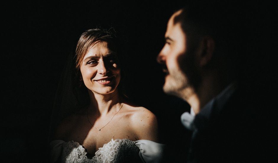Il matrimonio di Paolo Corbucci e Vanessa Cominardi  a Priverno, Latina