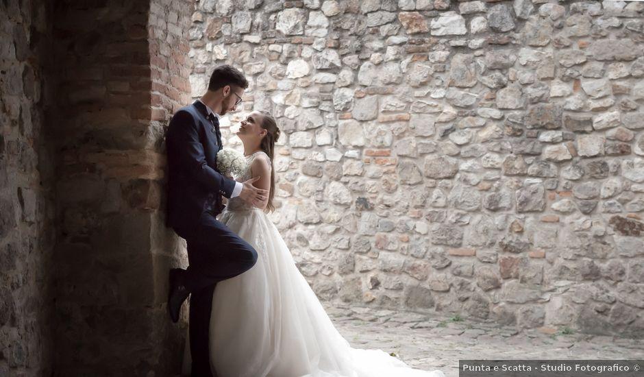 Il matrimonio di Andrea e Mara a Arquà Petrarca, Padova