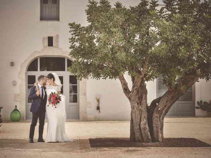 le nozze di Mariachiara e Michele