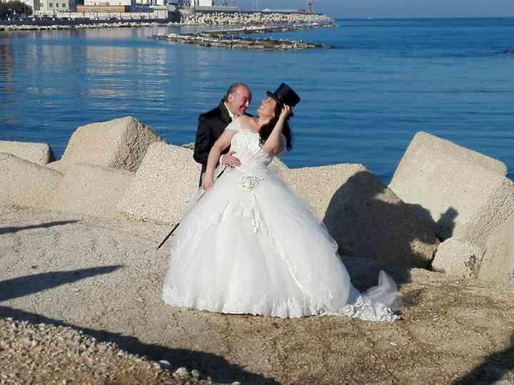 Le nozze di Anna e Mauro