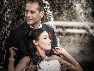 Le nozze di Yadira e Massimo