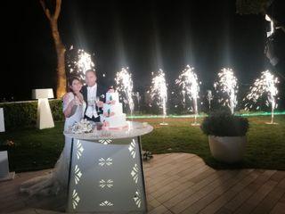 Le nozze di Gianluca  e Anita