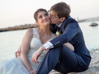 Le nozze di Sarah e Gabriele