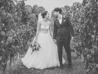 Le nozze di Maria Chiara e Francesco