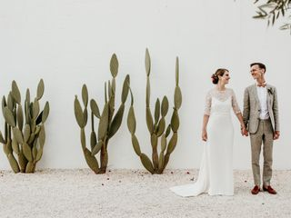 Le nozze di Katrien e Maxime
