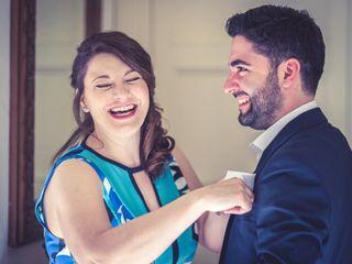 Le nozze di Luca e Martina 1